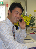 Linacre Private Hospital specialist Michael Leung